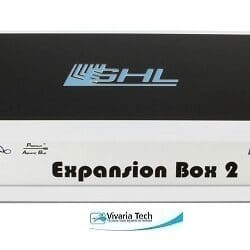 Expansionbox zwart