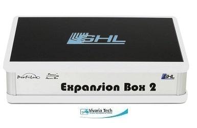 Expansion box zwart