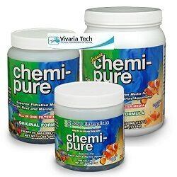 chemi-pure filter medium
